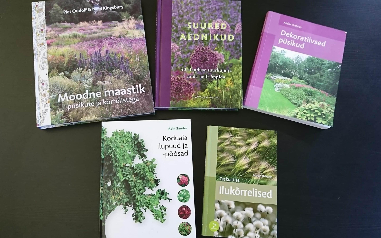Uued raamatud
